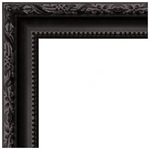 Souq | Picture Frame Black Frame with engraved edges .. 1.5\'\' wide ...