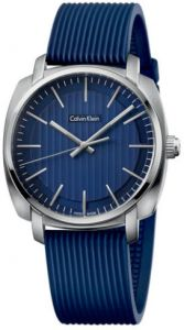 26d44f6f0a5 Calvin Klein Casual Watch For Men Analog Silicone - K5M311ZN