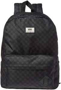 fee0ee73a9acf6 Vans School Backpack for Men - Black
