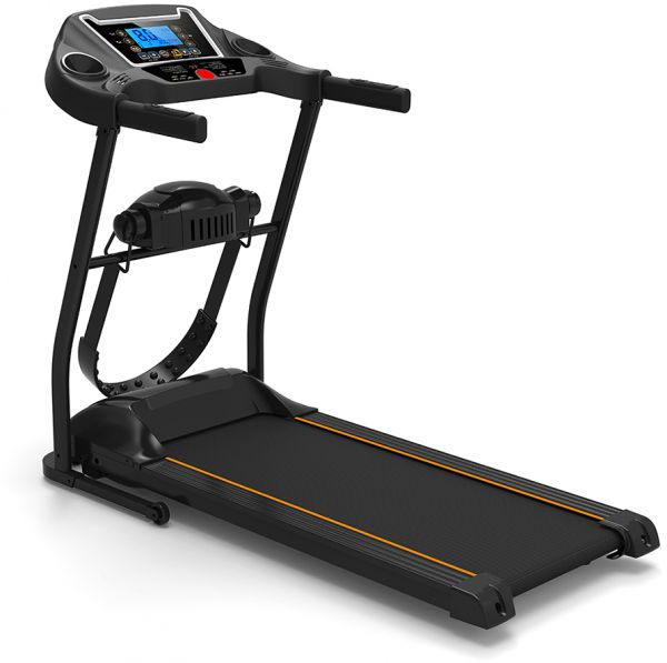 Treadmill Belt Moving Slow: Marshal Fitness Light Weight Home Use Treadmill With