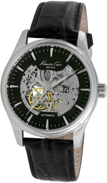 ae1af3e910d Kenneth Cole Casual Watch For Men Analog Leather - 10027199