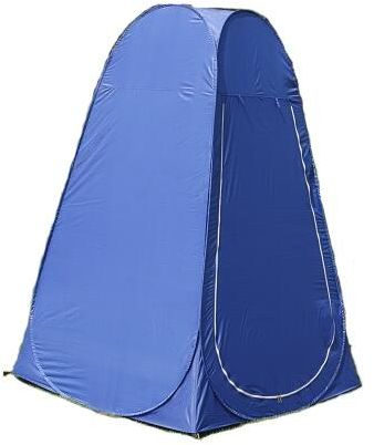 Toilet Tent Privacy Shelter Tent C&ing Shower Portable Outdoor Changing Room BLUE | Souq - UAE  sc 1 st  Souq.com & Toilet Tent Privacy Shelter Tent Camping Shower Portable Outdoor ...