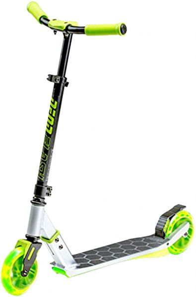 Y-NEON Neon Flash Scooter - 100798, Green