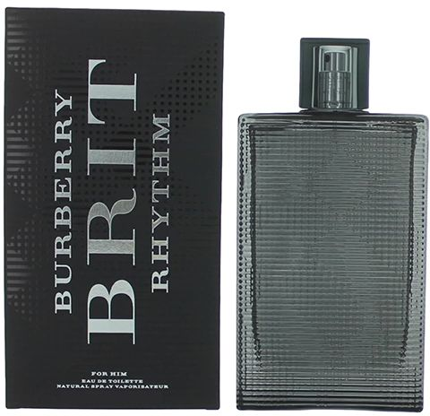 abe5ae80ca45 Brit Rhythm by Burberry Brit for Men - Eau de Toilette, 180ml | Souq ...