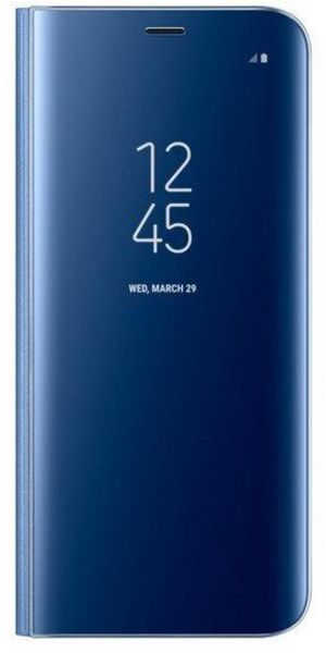 more photos e31eb 562c5 Clear View Stand Flip Cover for Samsung Galaxy Note 5 - Blue