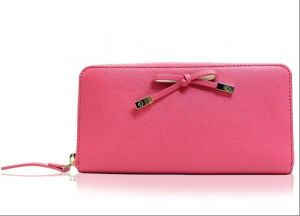 c2ade5f42b57 Kate Spade Pink Leather For Women - Zip Around Wallets