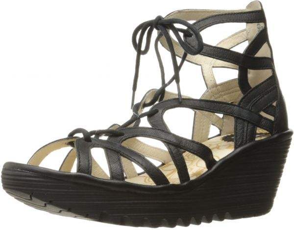 2073bc286b6 FLY London Women s Yuke663fly Platform Sandal