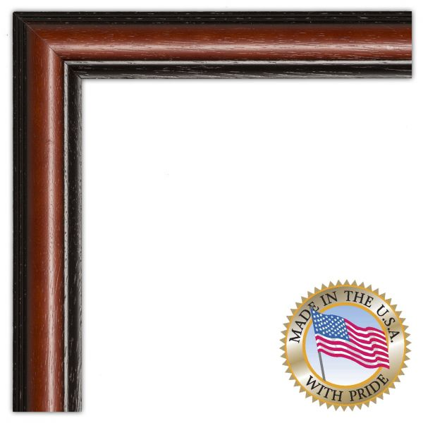 ArtToFrames 15x21 / 15 x 21 Picture Frame Traditional Cherry with ...