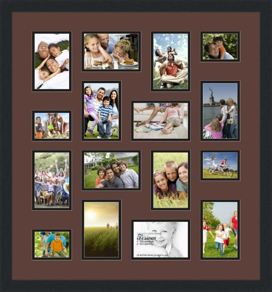 Arttoframes Alphabet Photography Picture Frame With 4 3x4 And 12