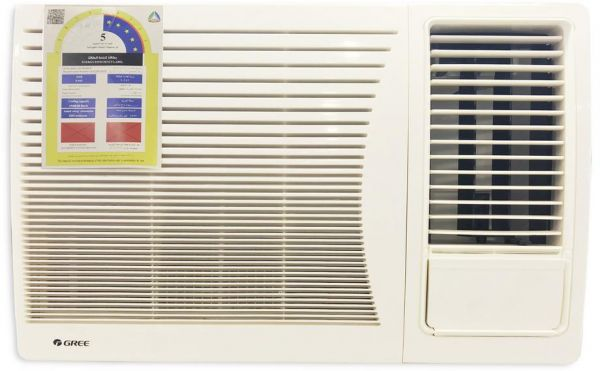 window air conditioner with heat and thermostat