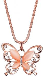 Classic Butterfly Necklace Designed exclusively for women