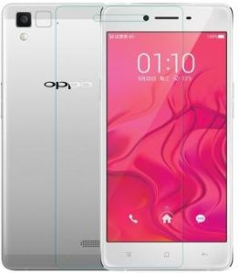 Temax Premium Glass Screen Protector for Oppo F1
