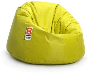 Enjoyable Bomba Regular Waterproof Bean Bag Yellow 90X70X60Cm Pabps2019 Chair Design Images Pabps2019Com