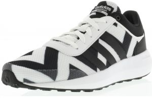 more photos 673fd d090b adidas Cloudfoam Race Running Shoes for Women, Black  White
