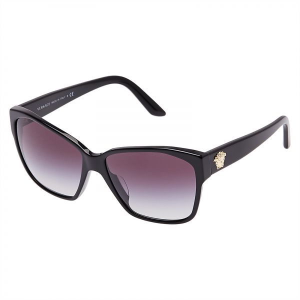 3d6c16f02ba8 Versace Square Women s Sunglasses - VE4277A-GB1 8G-60 - 60-15-140mm ...