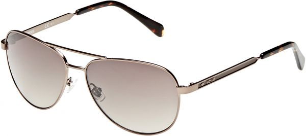 06eb42275c6b Fossil Aviator Unisex Sunglasses - FOS 3065 S-4IN58HA - 58-14-140mm