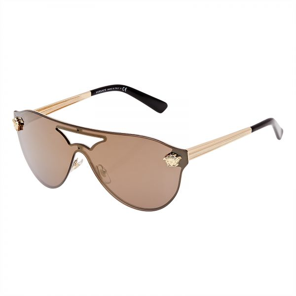 548b4bf33a Versace Oval Women s Sunglasses - VE2161-1002F9-42 - --140 mm