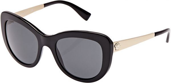 ad3d9cfe50cb Versace Oversized Women s Sunglasses - VE4325-GB1 87-54 - 54 -21 ...