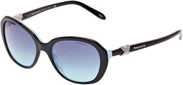 7c408c90eb5 Tiffany   Co. Oval Women s Sunglasses - TF4108B-81939S-55 - 55 -18 ...