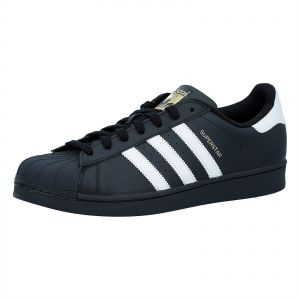 uk availability c5c98 5721f adidas Originals Superstar Sneaker For Men - Black