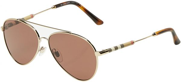 966053058508 Burberry Aviator Women s Sunglasses - SBUR 3092Q 1145 73 57 - 57-13 ...