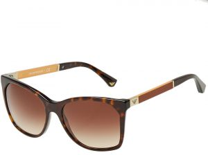 61bd3c0e7d41 Emporio Armani Square Women s Sunglasses - SEAR 4075 5026 13 57 - 57-17-140  mm