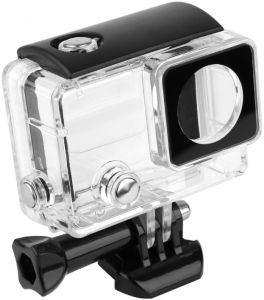 SHOOT Replacement Waterproof Protective Housing Case for GoPro Hero 3+/4 Action Camera with Bracket