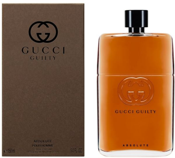 Gucci Guilty Absolute pour Homme by Gucci for Men - Eau de Parfum ... 8f240a051d9