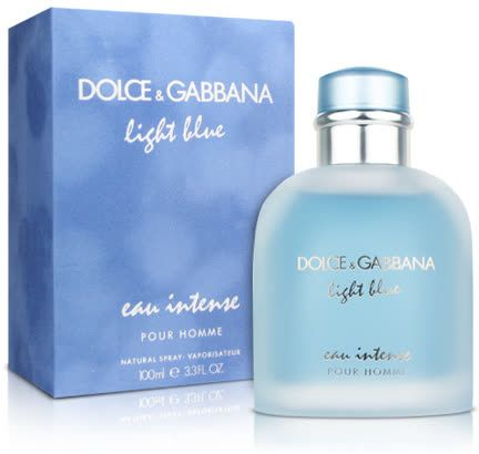 6cad582bd5318 Light Blue Eau Intense pour Homme by Dolce   Gabbana for Men - Eau ...