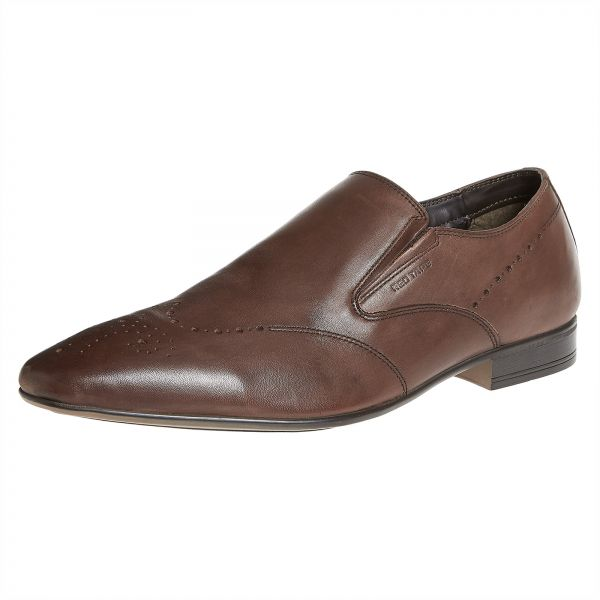 Red Tape Wingtip Shoes For Men Brown Souq Uae
