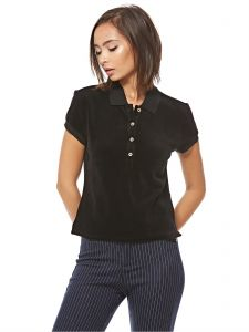 b0efeca4ede Juicy Couture Polo for Women - Black