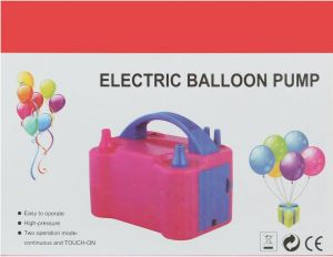 Electric Balloon Pump 73005