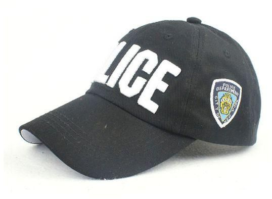 Free size unisex NYC New York Police department baseball black cap ... ca9f45be1bf