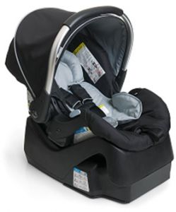 Hauck Prosafe 35 Carseat With Base Black 611012
