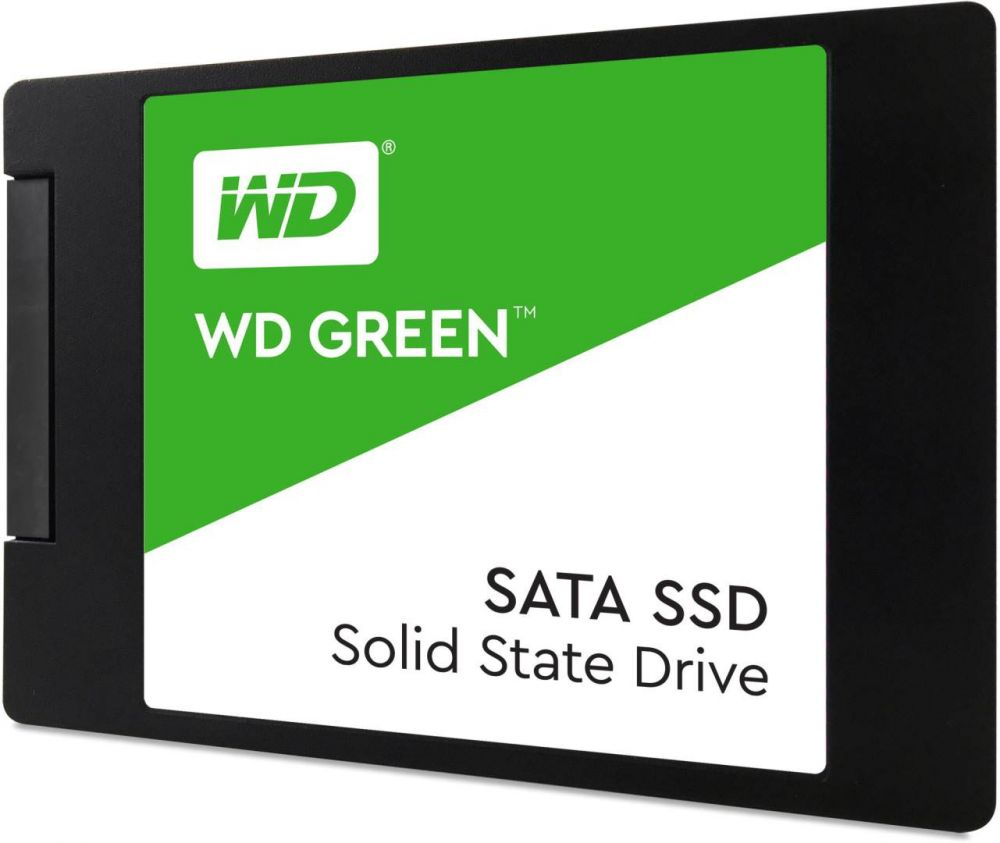 WD Green 120GB SATA III 6Gb-s 2.5 Inch 7mm Internal SSD -WDS120G2G0A