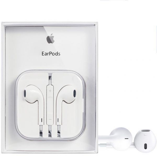 Apple earpods with Remote and Mic - MD827ZM B  893f4460fab7f