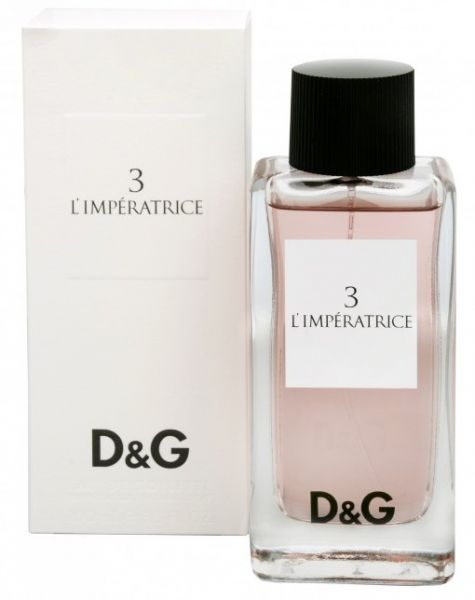 7534f5ec Anthology L Imperatrice 3 by Dolce & Gabbana for Women - Eau de ...