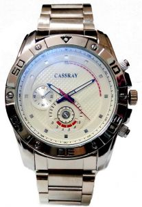 0db1209d4e369 CASSRAY Casual Watch For Men Analog Stainless Steel - Yos-0045