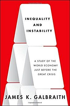 Inequality And Instability: A Study Of The World Economy Jus