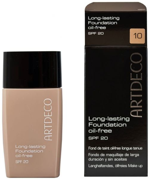 Artdeco Long Lasting Liquid Foundation No 10 Rosy Tan 30 Ml Buy Online Makeup At Best Prices In Egypt Souq Com