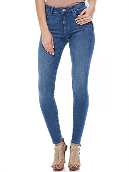 53d7c7a4 Tommy Hilfiger Skinny Jeans For Women - Blue | Souq - Egypt