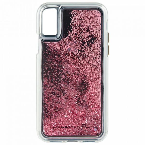 Case-Mate Waterfall Case for Apple iPhone X - Rose Gold