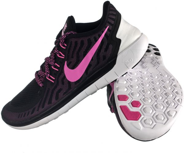 pretty nice 0af4b 8a208 Nike Running Shoe For Women , 7 US , Black - 724383-006 ...