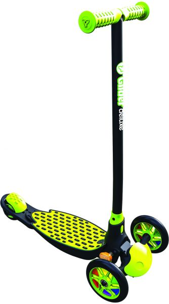 Y VolutionY Glider Deluxe Scooter - Green