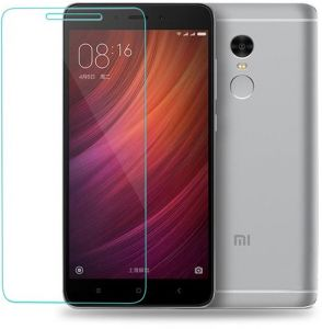 SAPU For Xiaomi Note 4/4X Screen Protector-Sapphire HD Tempered Glass Anti-scratch Ultra Clear 0.26mm 2.5D Rounded Edges Reduce Fingerprint -2Pcs