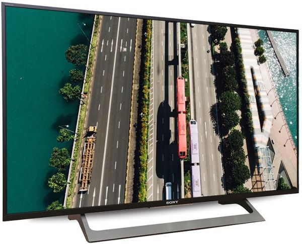 Buy Sony 43 Inch 4K Ultra HD HDR LED Android TV Black - KD-43X8000E ...