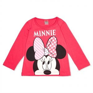 e71ca179ae Disney Pullover Top for Girls - Red