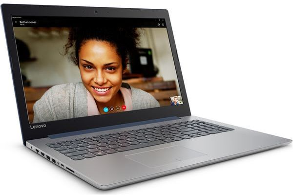لينوفو LENOVO IP 320 -80XG003SAD لاب توب - انتل كور اي3، 4 جيجابايت رام، 14 انش، 1 تيرابايت، ازرق