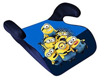 Minions Booster Seat