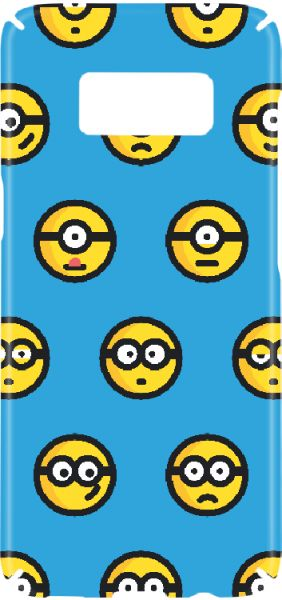 souq switch hard minion emoji cases covers samsung galaxy s8
